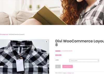 divi woocommerce product page layout-1