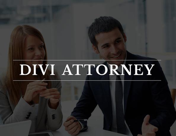 Divi Lawyer Theme