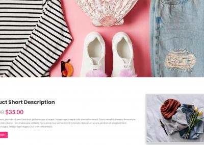 divi ecommerce layout-1