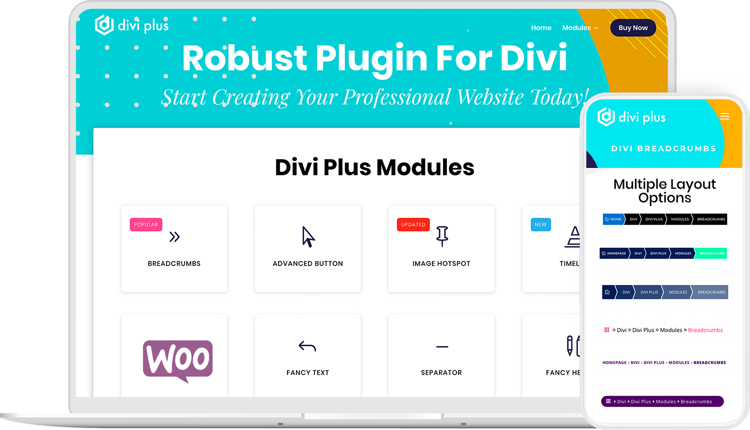 Divi Blog Extras is a popular Divi category layout plugin