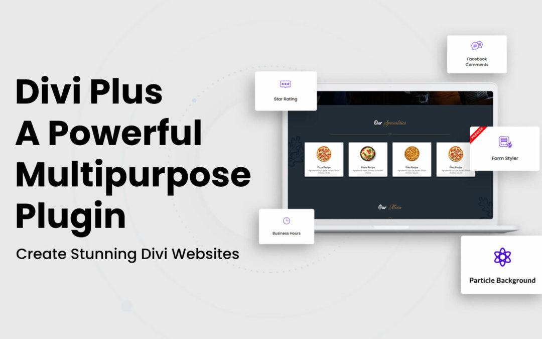 Divi Plus – Make Divi websites more beautiful
