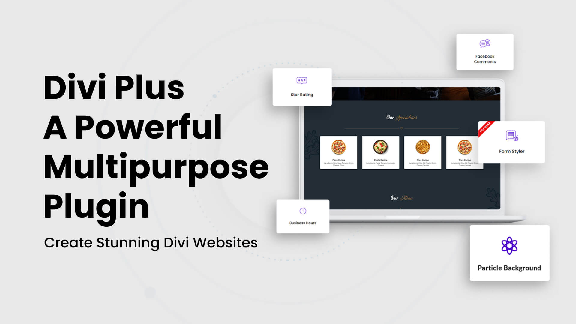 Divi Plus overview blog post image