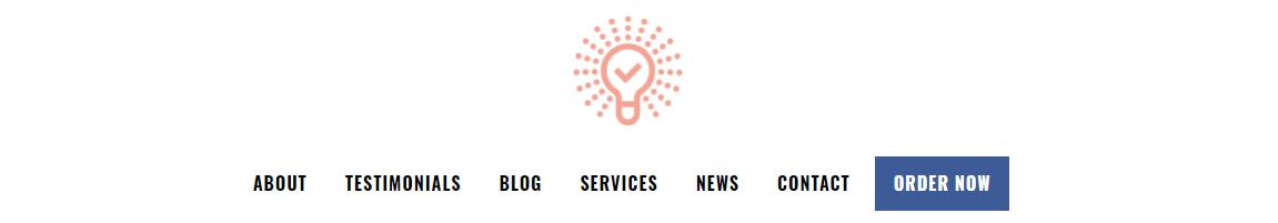 divi header layout