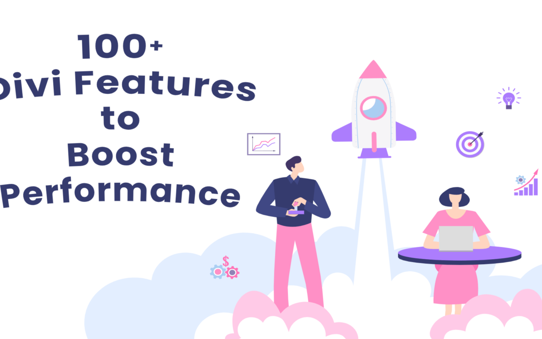 Don't miss to add these 100+ cool features to your Divi theme