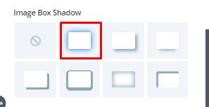Custom Blog Post author image shadow