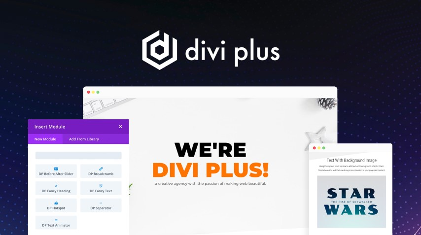 Divi Plus Plugin