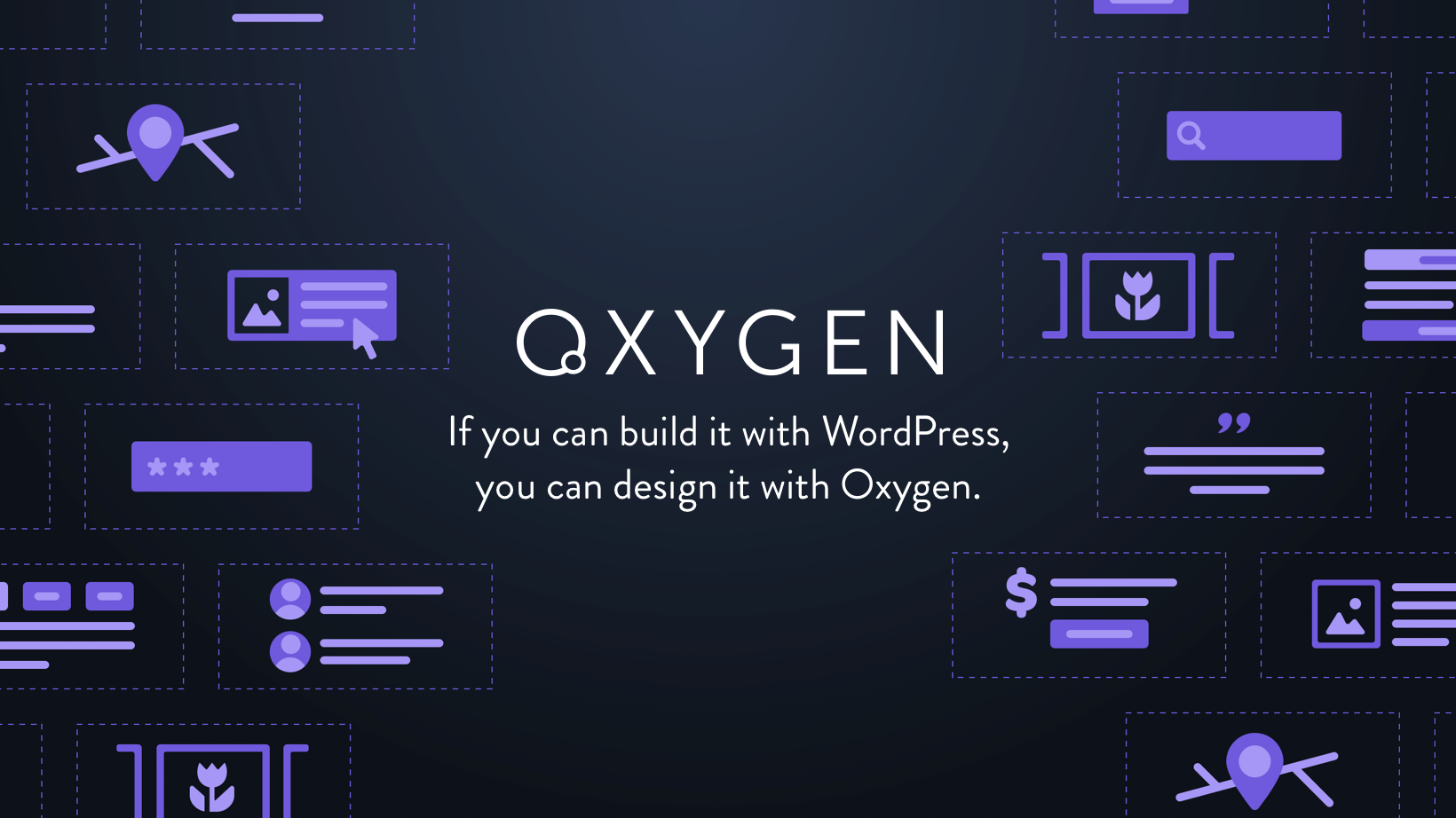 Oxygen Builder UI Kit