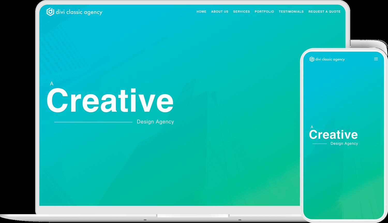 Divi Classic Agency