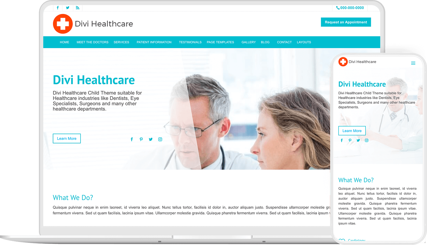 Divi Healthcare