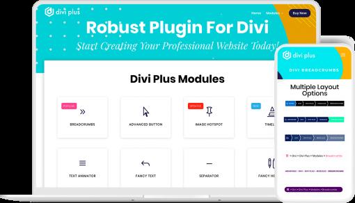 Divi Plus - Multipurpose plugin for Divi