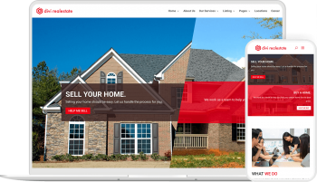 Divi RealEstate is a ready to use child theme to create real estate website with Divi