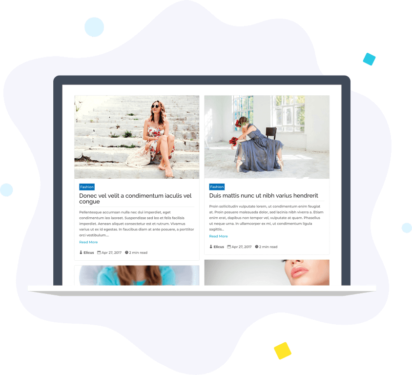 Divi Blog Extras is a powerful blog and category archive layout plugin for Divi theme