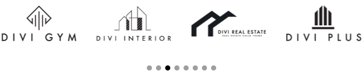 Divi logo slider module