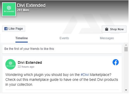 Facebook Page Module