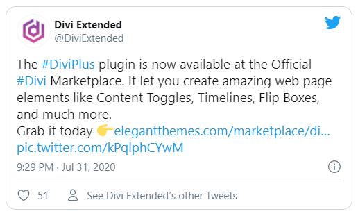Twitter Embedded Tweet Module