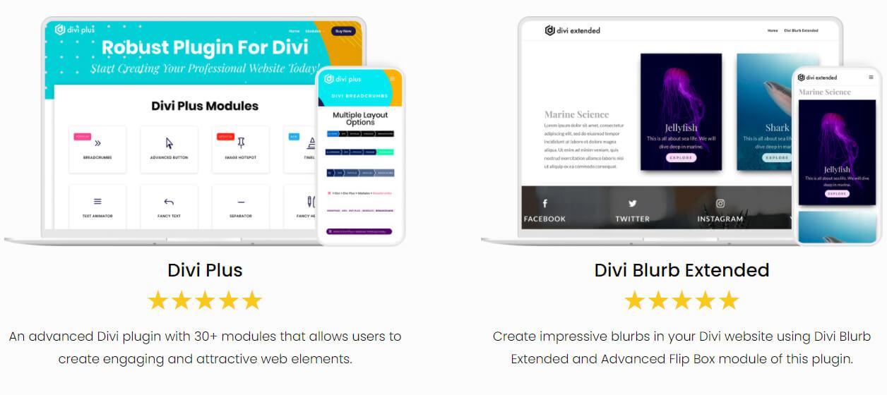 I Love WordPress divi plus rating imgdpdbe