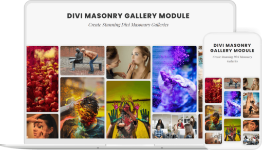 Divi Gallery Extended Module