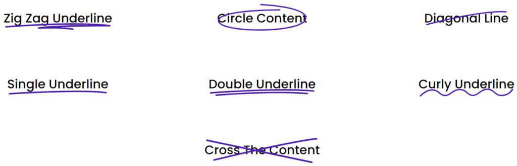 Text Highlighter Module