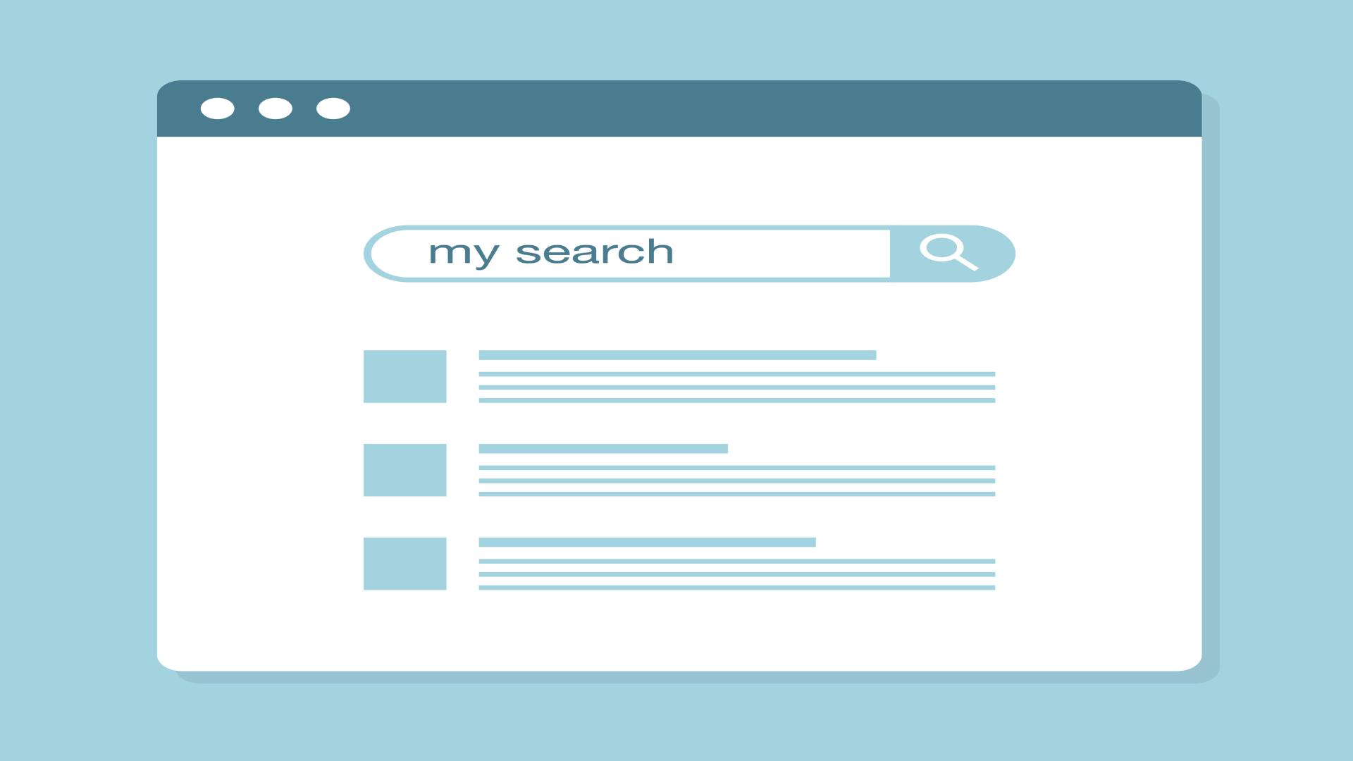 Divi Ajax Search module