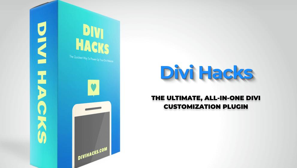 Divi Hacks Lite module pack