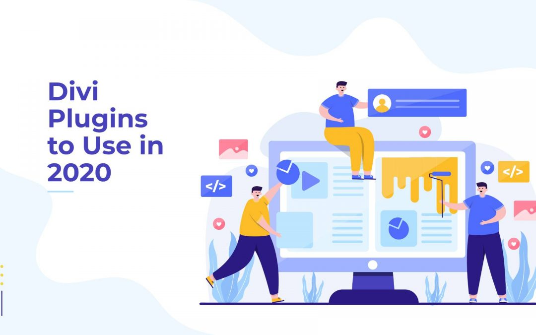 23 free and premium Divi plugins to use in 2020