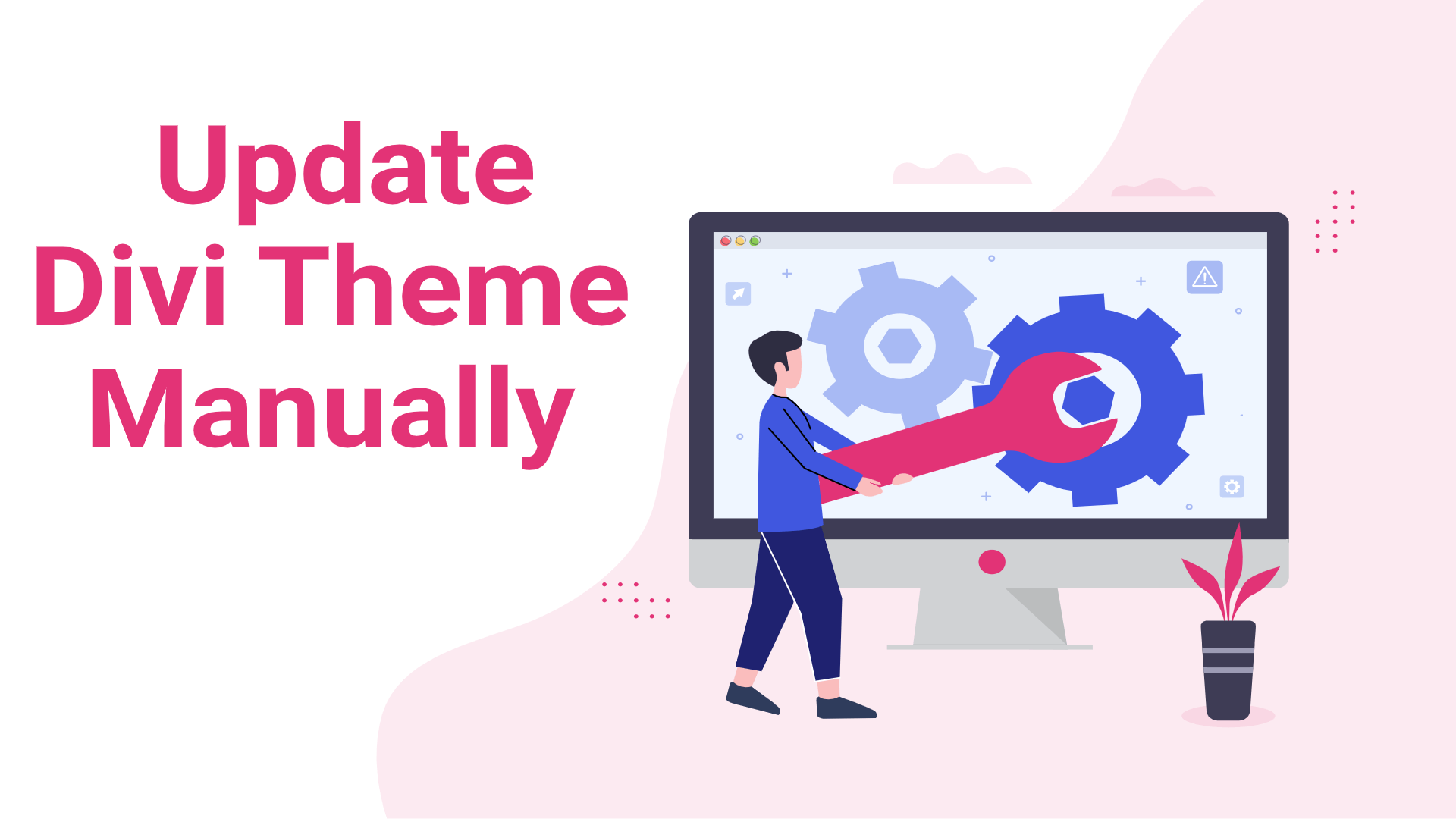 Manually update your Divi theme