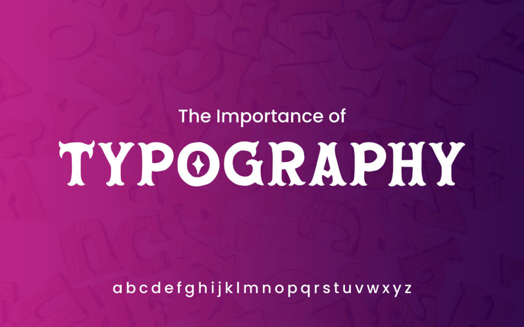 What is Typography? Why It's Important & How to Get It Right on Your Website?