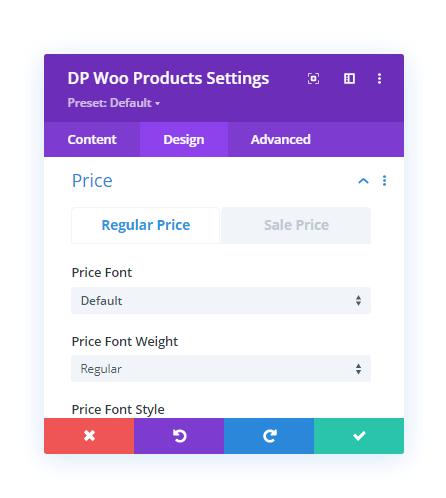 WooCommerce Products Regular and Sale price tweak options