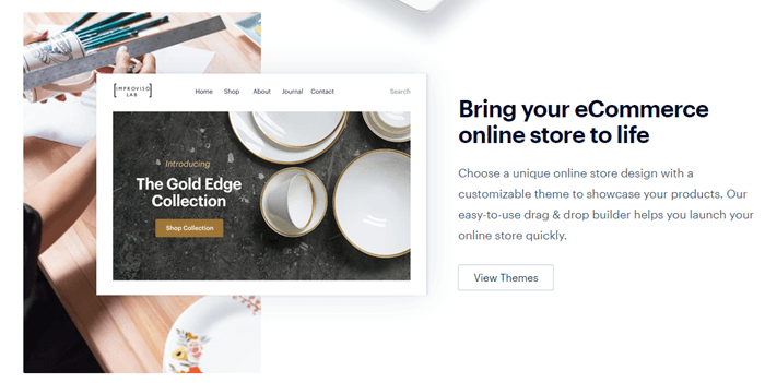Weebly design tools