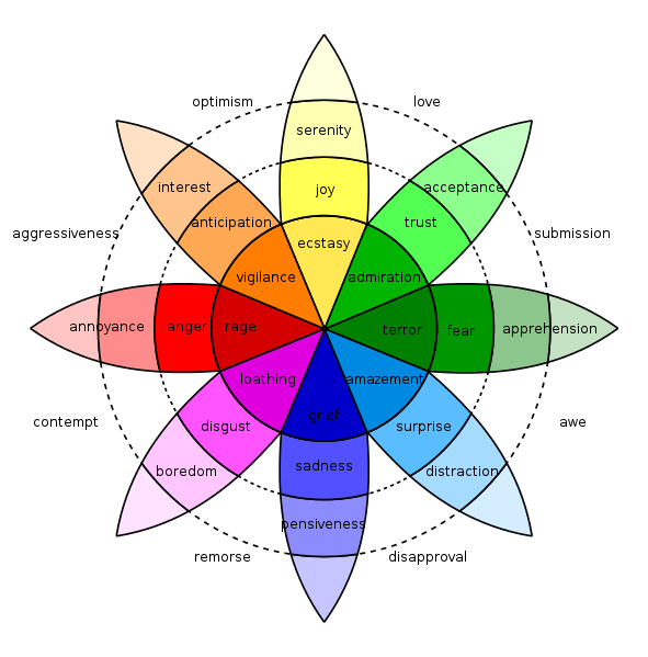 Color of Wheel