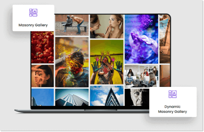 Divi Photo Gallery modules by Divi Gallery Extended
