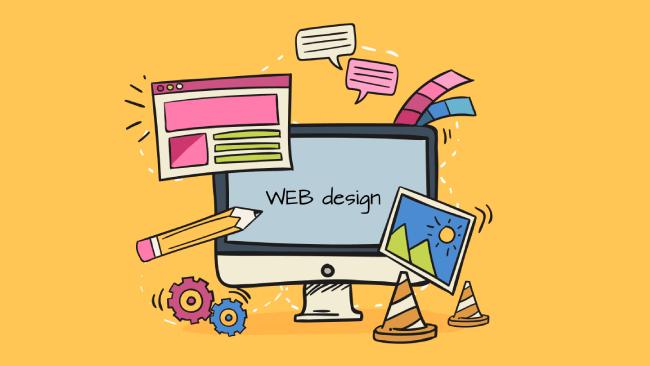 Web design business for Divi