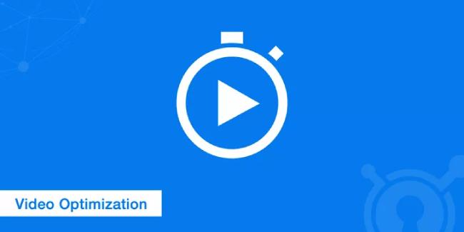 Video optimization to speed up Divi website